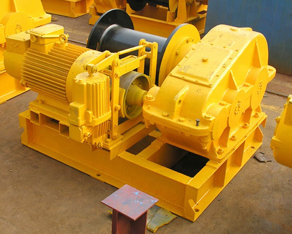 JK type - high speed electric winch