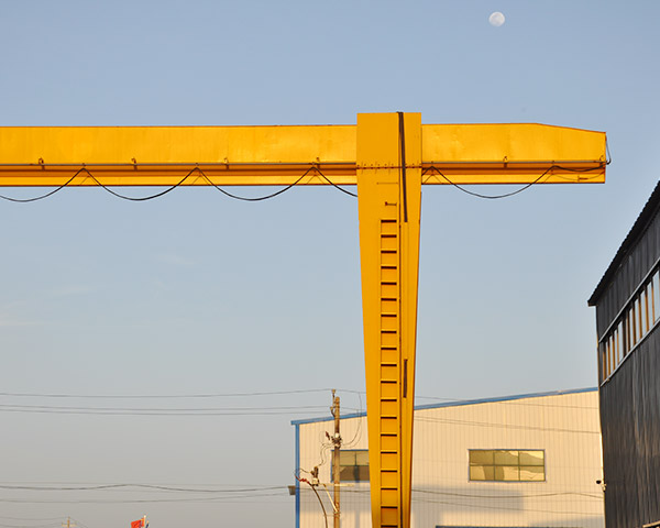 MH Single beam gantry crane